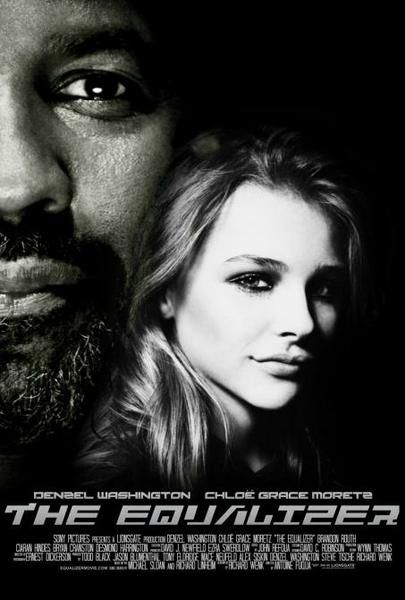 Denzel Washington has finished production on The Equalizer