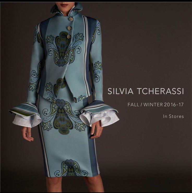 Silvia Tcherassi f/w 2016
