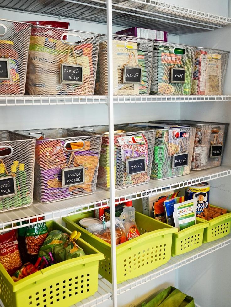 breathtaking easy kitchen organization ideas | Breathtaking Pantry Organization Ideas | Kitchen ...