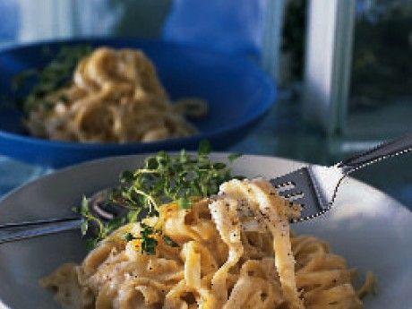 Gorgonzolasås till pasta – Allt om Mat