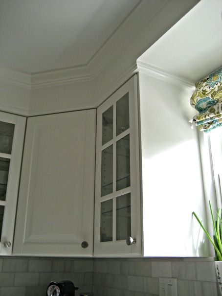 Paint Colors That Match Ikea How To Add Crown Molding To