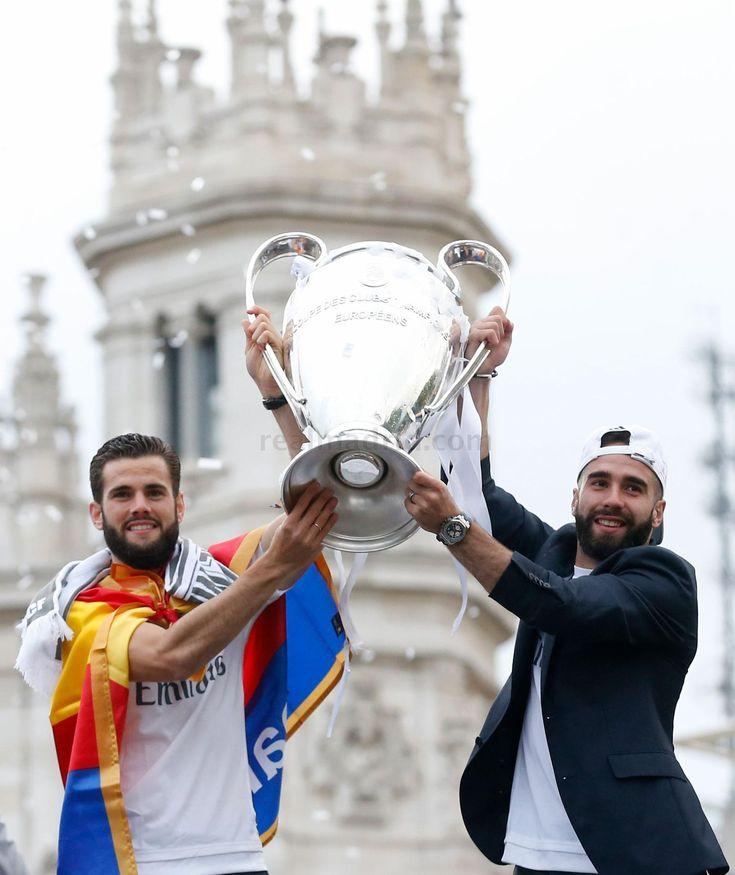 ..._Nacho & Carvajal. the 11th. REAL MADRID+