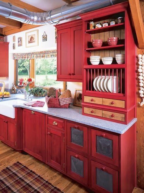 Country kitchen . Кухни в деревенском стиле.. Обсуждение на LiveInternet - Российский Сервис Онлайн-Дневников