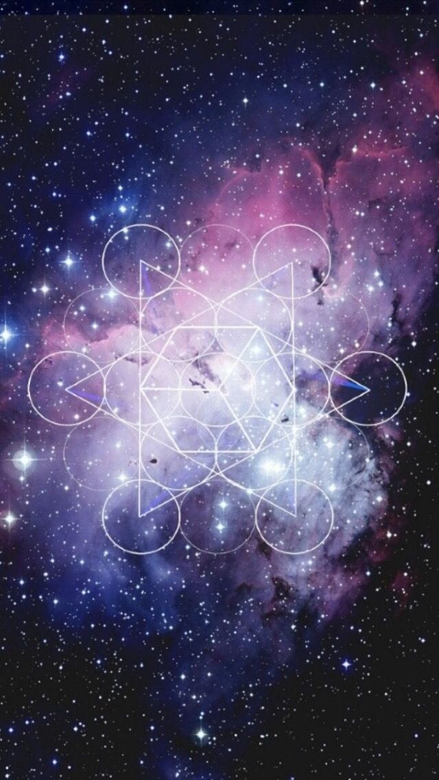 The Spirit Of Geometry Is Structure Light Soul Space PURE FORM