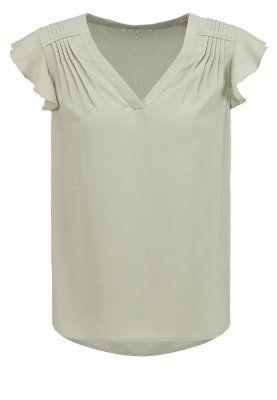 Dames mint&berry Blouse - khaki khaki: € 24,95 Bij Zalando (op 1-4-16). Gratis bezorging & retournering, snelle levering en veilig betalen!