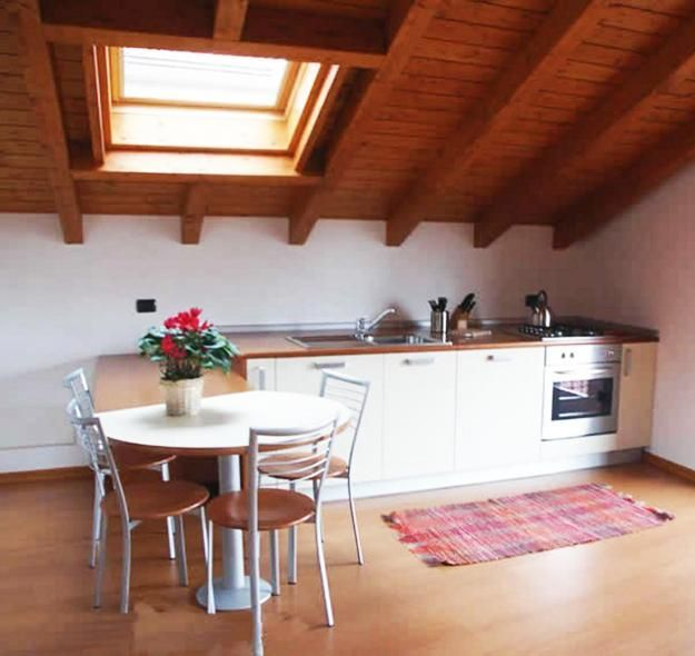 Modern Skylights Window Designs Visually Stretching Small Kitchens Retrocontemporarydecor
