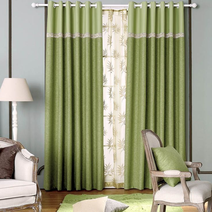 Full Blackout Curtain Fabrics Bedroom Linen Ready Made Window Curtains Luxury Insulated Thermal Drapes Elegant Soundproof Blinds