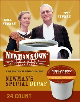 Newman's Own Organics Newman's Special Decaf K-Cup Coffee - http://www.freeshippingcoffee.com/brands/newmans-own/newmans-own-organics-newmans-special-decaf-k-cup-coffee/ - #Newman'sOwn