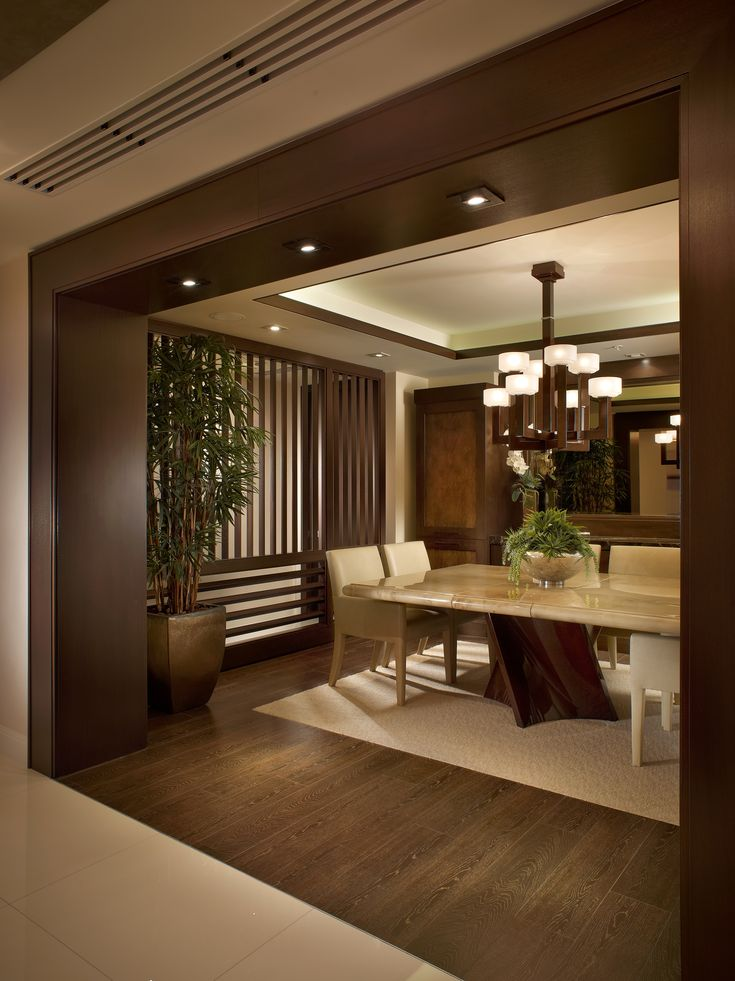 Dining room | Interiors by Steven G