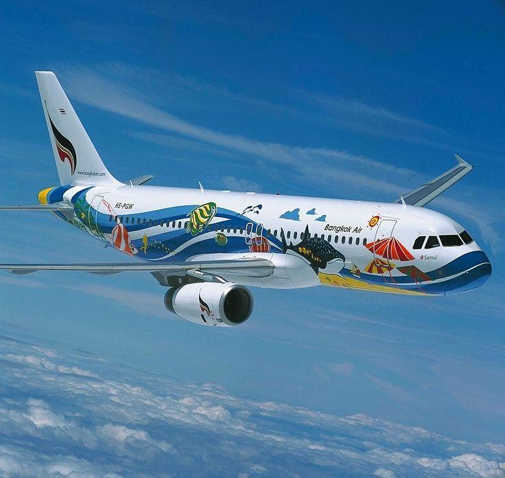 Bangkok Airways http://jamaero.com/airlines/Aviakompaniya-Bangkok_Airways-Tailand