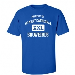 St Mary Cathedral Junior High School - Gaylord, MI | Men's T-Shirts Start at $21.97