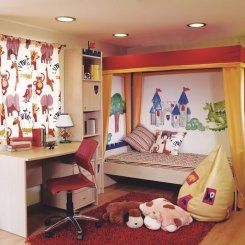 BL 17 Παιδικό δωμάτιο - Kids Room BL 17