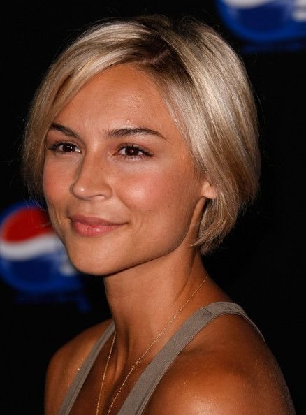 Samaire Armstrong, love her. she was in Daniel Powters 'Bad Day' music video.