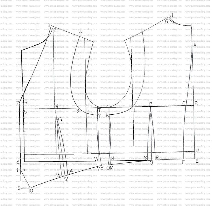 Mens Vest Sewing Pattern Free Gallery - origami instructions easy ...
