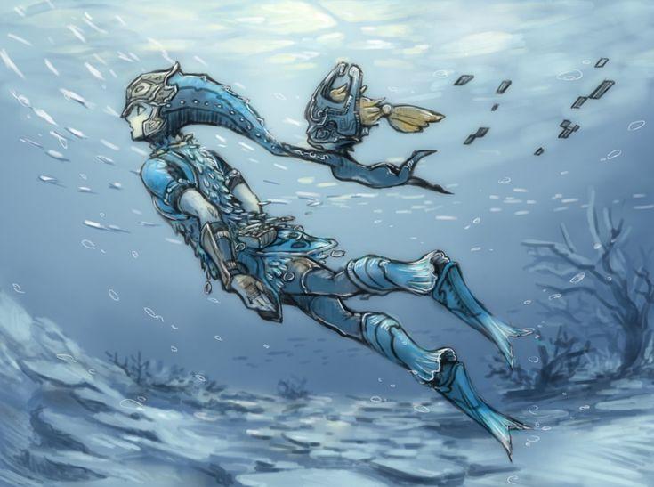 The Legend of Zelda | Lake Hylia