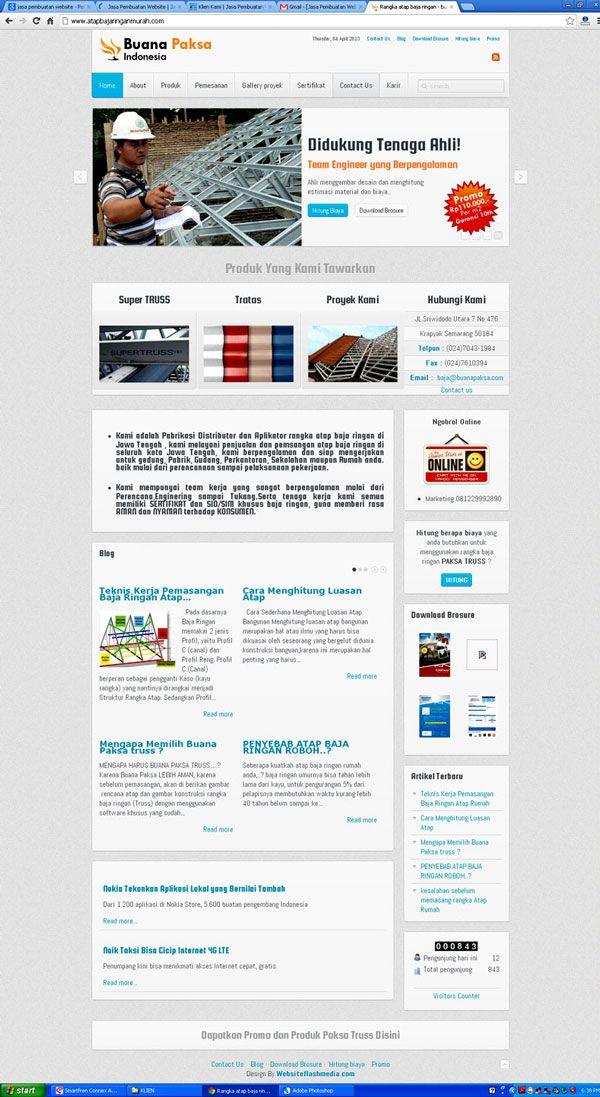 22 best Company Profile images on Pinterest Design web, Website - brief company profile sample