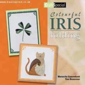 Tine and Maruscha get creative with colours and paper. Matching and less obvious colour combinations are demonstrated in this book. The new Iris folding patterns are perfect for the more daring colour combinations! £4.95