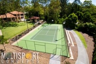 Multisport Concept is one of the most well known tennis court manufacturers which has been leading the industry for last 20 years. Tennis courts are usually needed in places like clubs, hotels and in academic institutions and when it comes to the top quality manufacturer's one can blindly rely upon Multisport Concepts.
