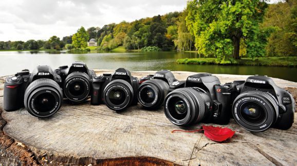 Best DSLR for beginners: 6 tested