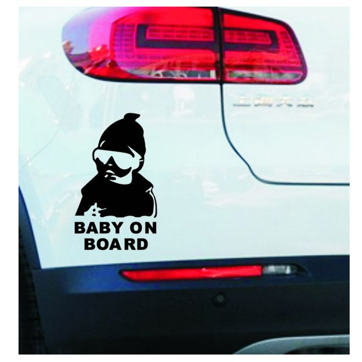 Fashion Lovely Baby On Board Warning Decal Night Reflective Wall Stickers Waterproof Car Window Safe Sticker free shipping♦️ SMS - F A S H I O N 💢👉🏿 http://www.sms.hr/products/fashion-lovely-baby-on-board-warning-decal-night-reflective-wall-stickers-waterproof-car-window-safe-sticker-free-shipping/ US $0.68