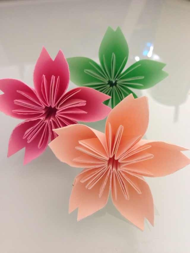 Diy Paper Flowers Beautiful Diy Amp Crafts Pinterest
