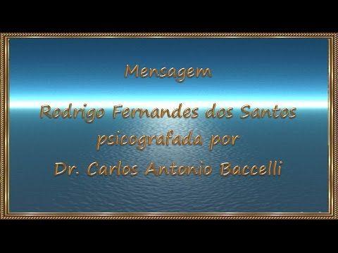 Psicografia de Rodrigo Fernandes Santos-por Carlos A.Baccelli