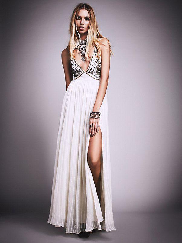47 best Frocks images on Pinterest | A line dresses, Bohemian ...