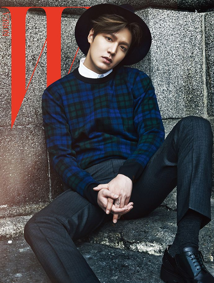 Go here for previously released shots of Lee Min Ho in Paris from the May edition of W Korea.       Source  |  The Star Chosun