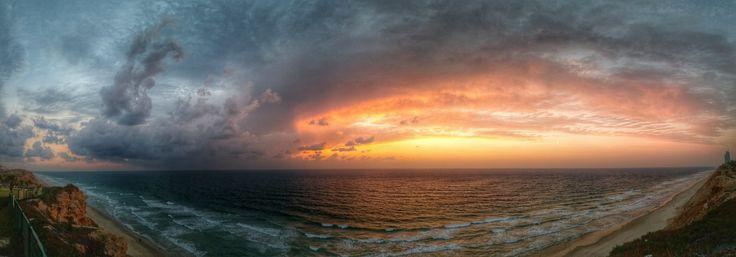Galaxy S5 | Mooie panorama aan het strand!