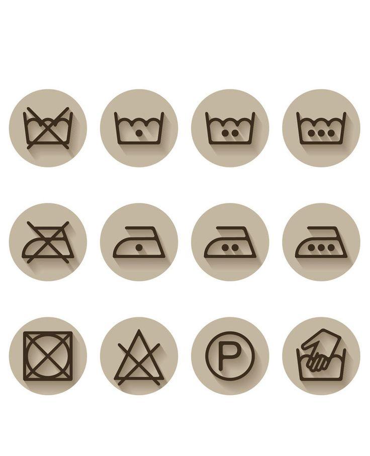 Wassymbolen, wat betekenen ze?   #FlairNL