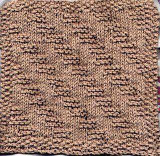 Garter Stitch Steps Cloth Knitting Pattern~~ http://knittingonthenet.com/patterns/clothgartersteps.htm#