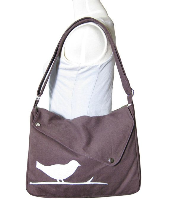 Inspiratie messenger / shoulder bag / messenger bag / diaper bag / cross body bag
