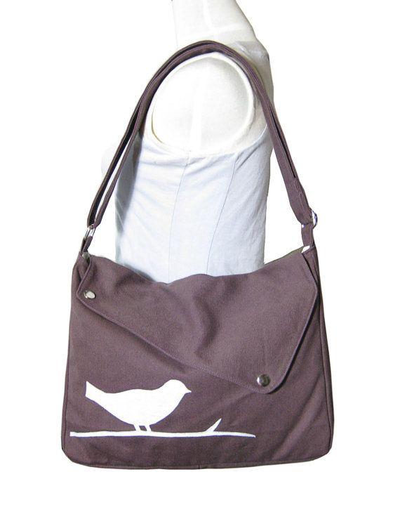 Inspiratie messenger / shoulder bag / messenger bag / diaper bag / cross body bag