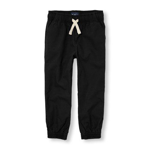 s Boys Jogger Pants - Black - The Children's Place