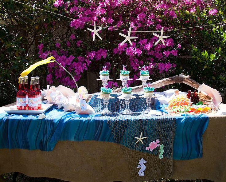 This would be a cute summer party