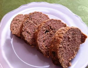 Slow Cooker Meatloaf (Dukan Diet)