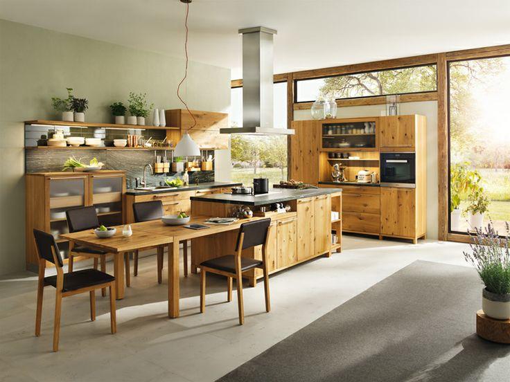 11 best TEAM 7 loft kitchen images on Pinterest Loft kitchen - küche aus holz