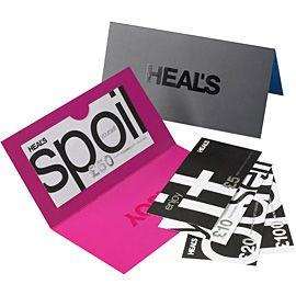 Heal's   Gift Vouchers -