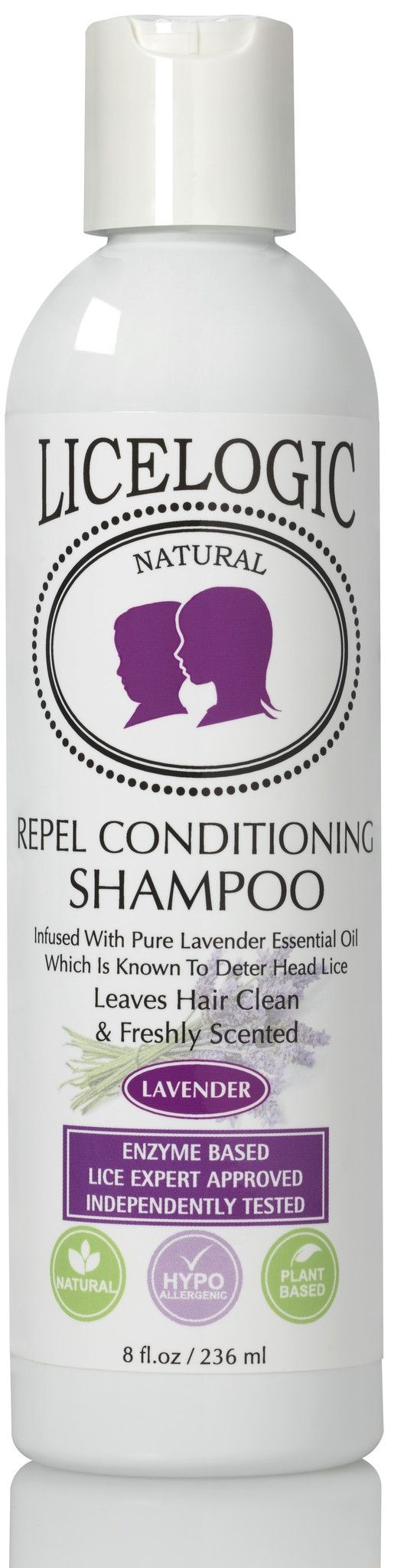LiceLogic Repel Conditioning Shampoo - Lavender