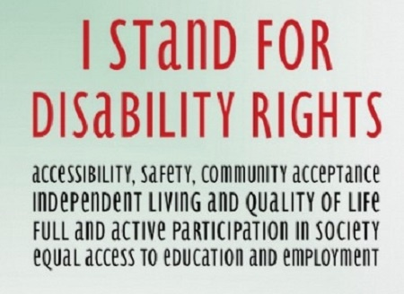 How the commission on mental and physical disability law is helping address the rights of the disabl