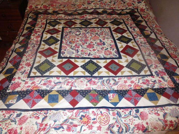 'Mosaic' Quilt Top