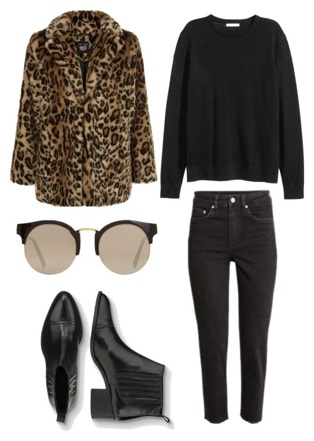 """""""Untitled #170"""" by stinasolheim on Polyvore featuring New Look and MANGO"""