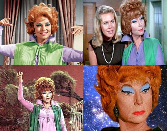 Endora. #bewitched #vintage #tv