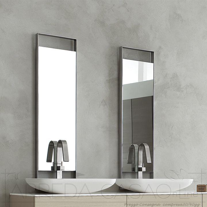 Oltre 25 fantastiche idee su doppio lavabo da bagno su pinterest doppio lavabo doppio - Doppio lavabo da appoggio bagno ...