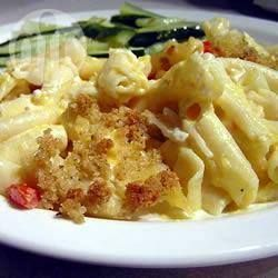 Recipe photo: Chuck's Favourite Macaroni Cheese