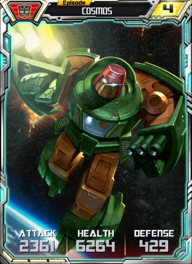 Cosmos card rm