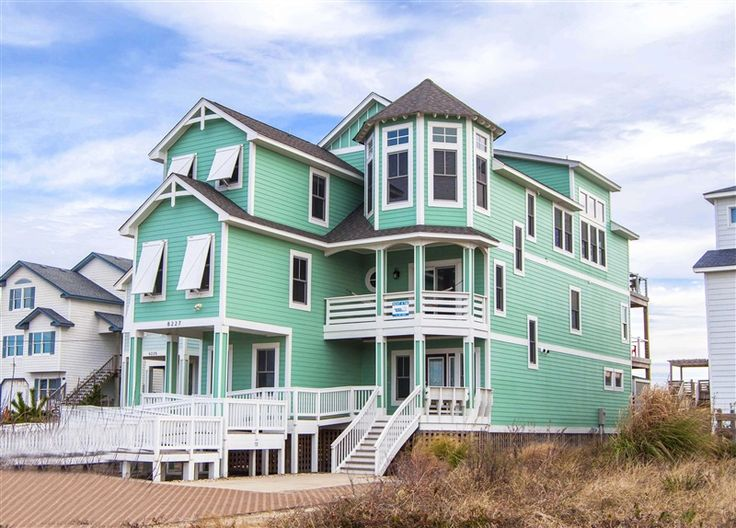 766 inside out cottage 766 l nags head nc vacation for Beach house plans outer banks