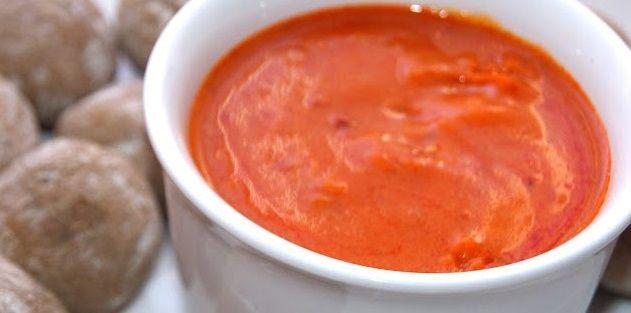 Receta para preparar una deliciosa salsa mojo picon.