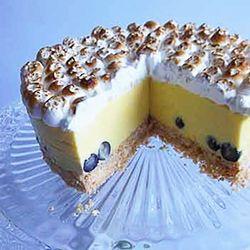 Cheesecake al limone e mirtilli #recipes #italianfood #italianrecipes #foodporn #foodphotography #eating #cooking #lovefood #ricette #cibo