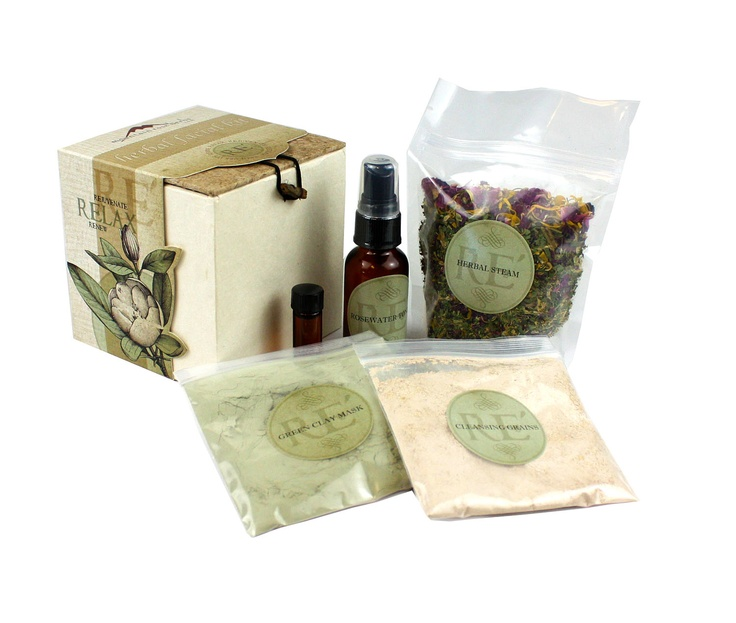 Win A Herbal Facial Kit From Mountain Rose Herbs